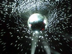 шар для дискотеки