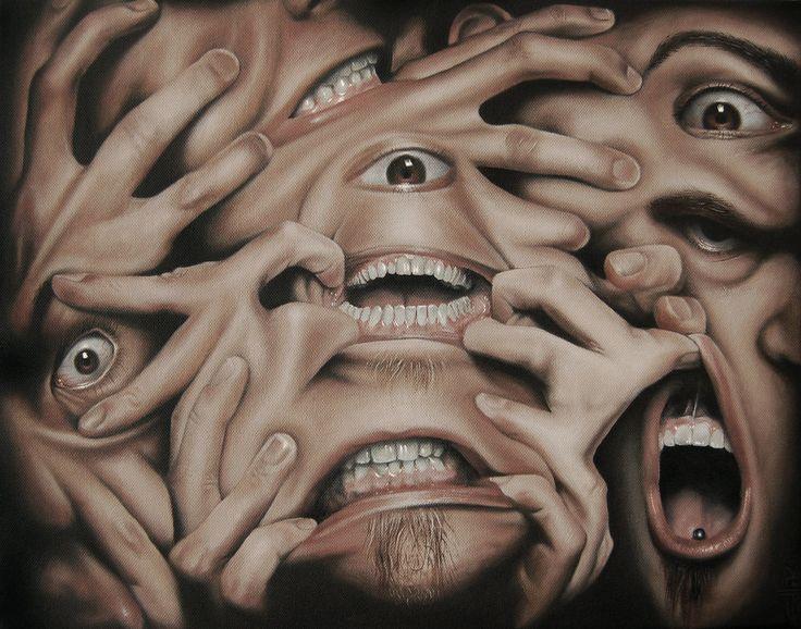 опасные психические заболевания