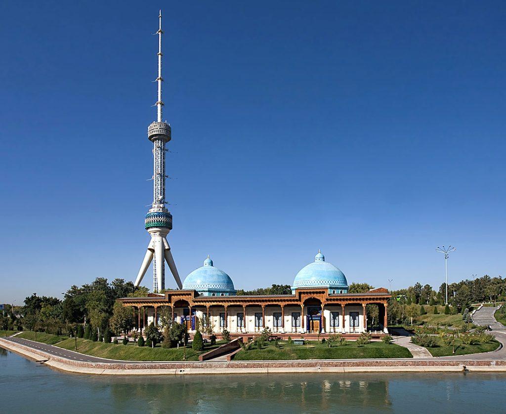 Телебашня узбекистана фото