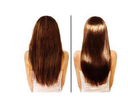 ботокс для волос в домашних