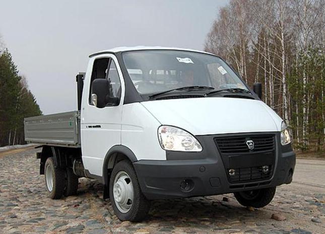 """ГАЗ-33027 """"Фермер"""": полноприводная """"Газель 4*4"""""""
