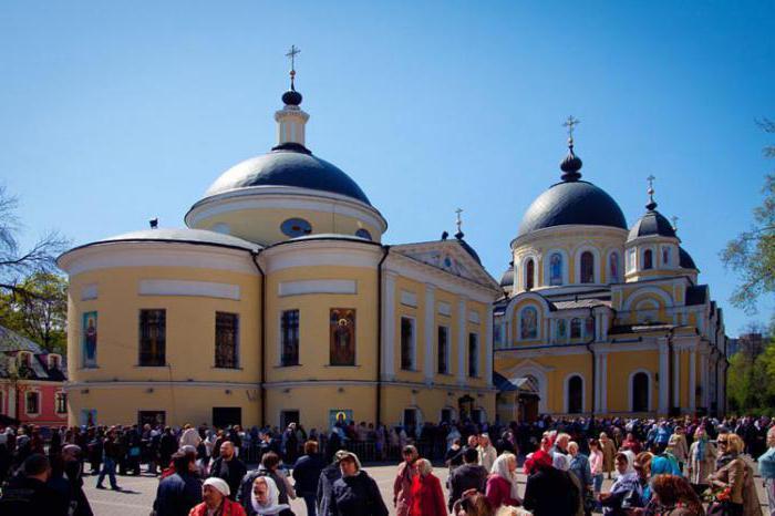 Церковь Матроны в Москве — храм для ищущих покоя и исцеления