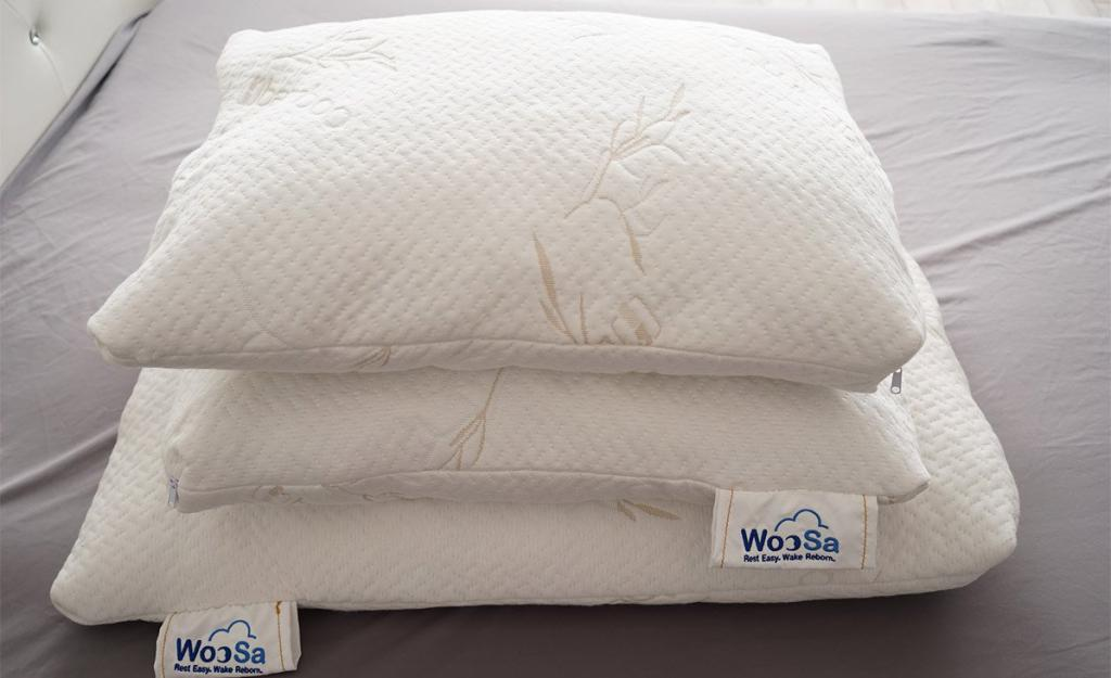 бамбуковую подушку можно стирать