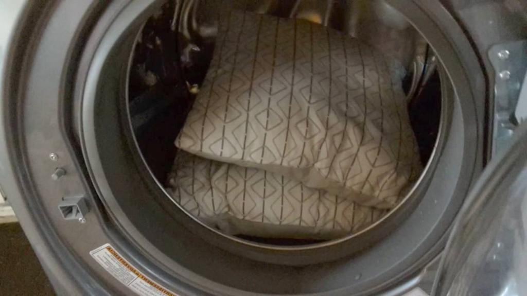можно ли стирать бамбуковые подушки
