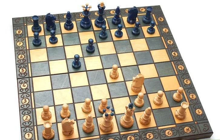 The beginning of the game in the Sicilian defense