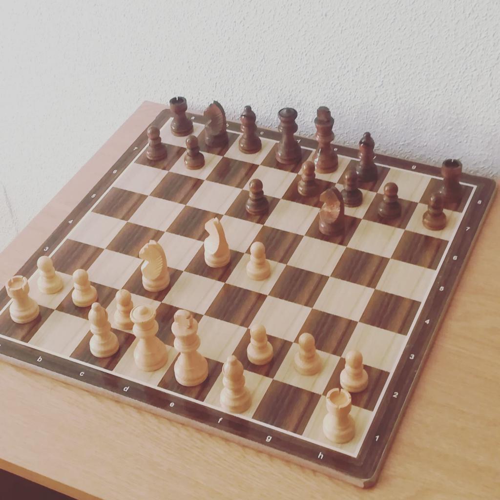 Najdorf's variant in Sicilian defense