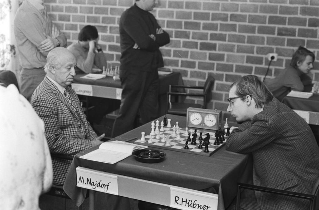 Miguel Naydorf's game