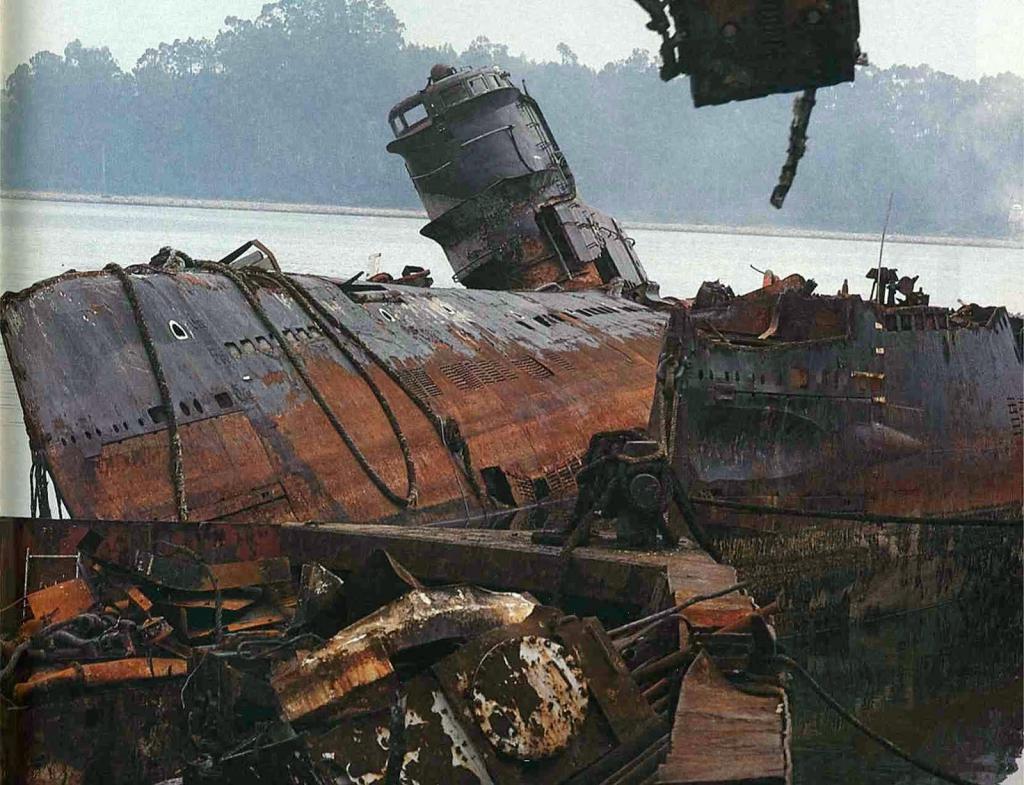 В России почтят погибших подводников