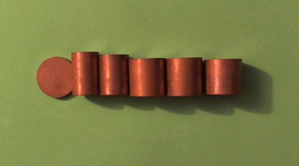 Вес цилиндра из стали