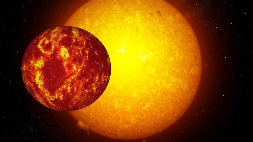 Картинка венера и солнце