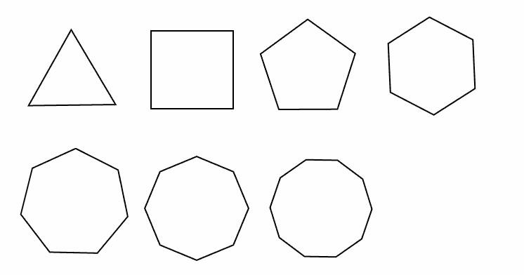 этими дорисуй и раскрась картинки олимпийские кольца шестиугольник и многоугольник опять