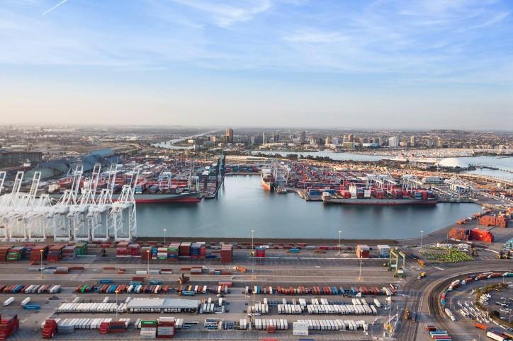Port Complex in North America