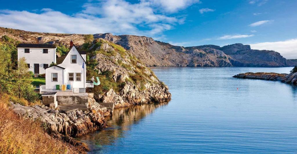 Ньюфаундленд и Лабрадор: место, где прошлое встречается с настоящим