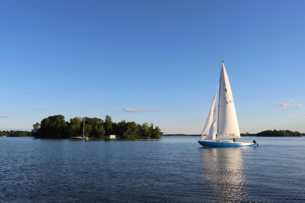 Шведское озеро Меларен: расположение и главные достопримечательности