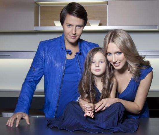 фото витас с семьей