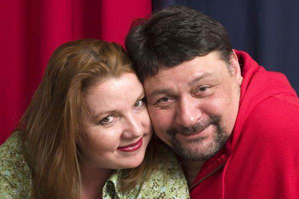 дмитрий назаров и его жена фото