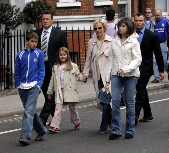 Задорнов семья дети фото