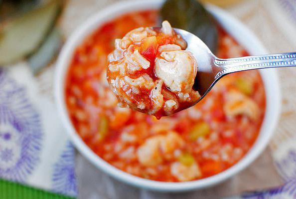 суп гамбо классический рецепт с фото