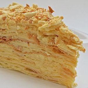 Рецепт рубленный торт