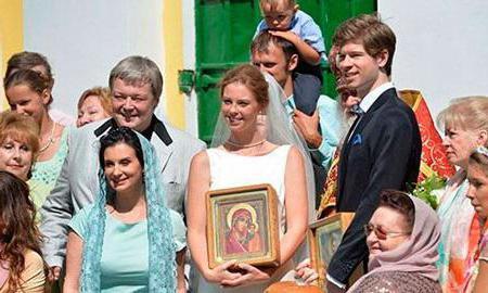 Свадьба дочери стриженовой