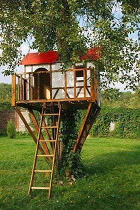 Домик для детей на дереве своими руками фото для детей фото 78