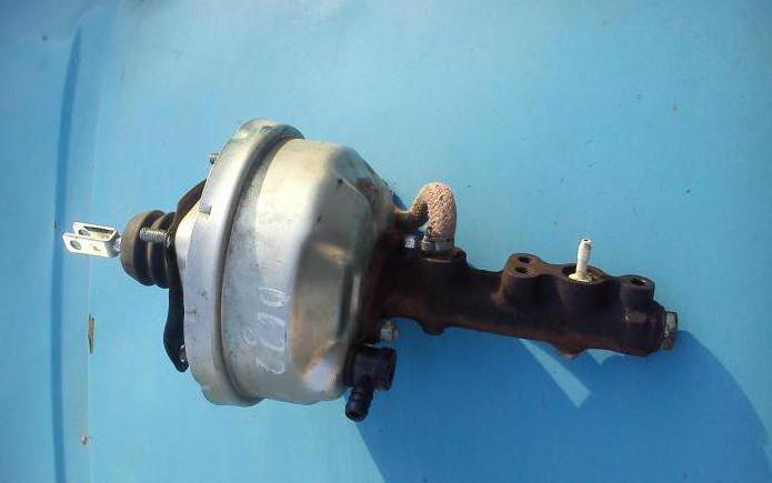 ремонт главного тормозного цилиндра