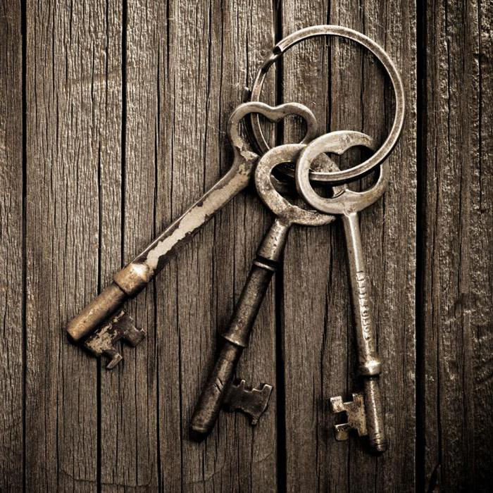к чему снится отдать ключи от квартиры