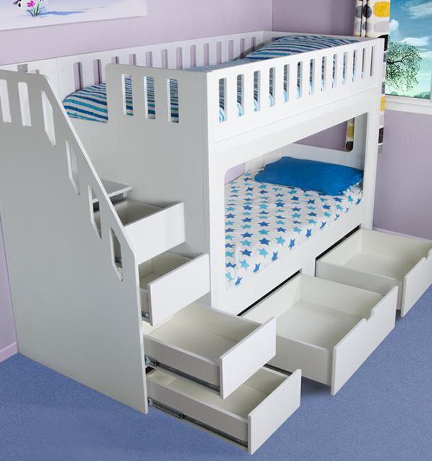 Где купить двухъярусную кровать в Москве
