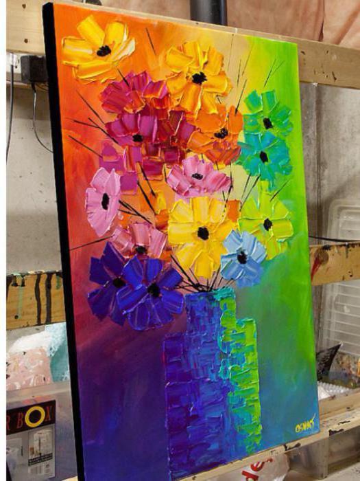 из чего делают краски для рисования