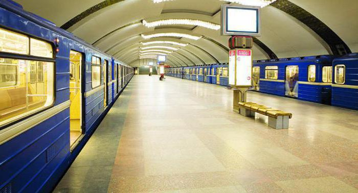 расписание и схема метро в минске
