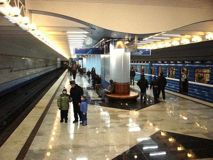 До скольки работает метро в Минске