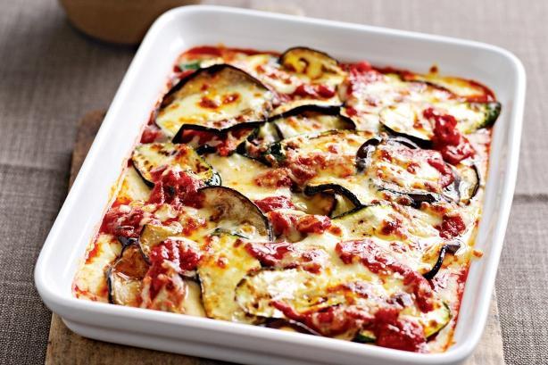 блюда из баклажана рецепт