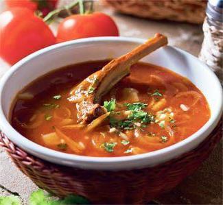 суп харчо рецепт вкусного приготовления #8