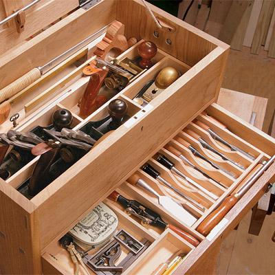 Ящики для инструментов своими руками
