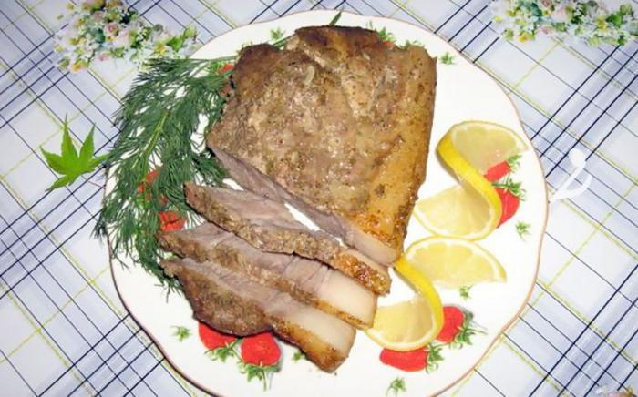 приготовление печени свиной рецепты в мультиварке редмонд