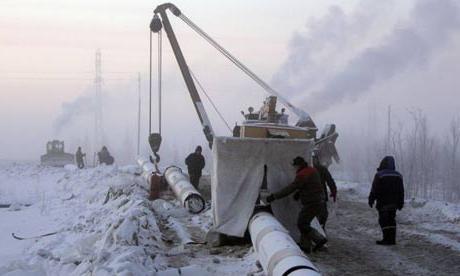 Работа вахтовым методом в газпроме