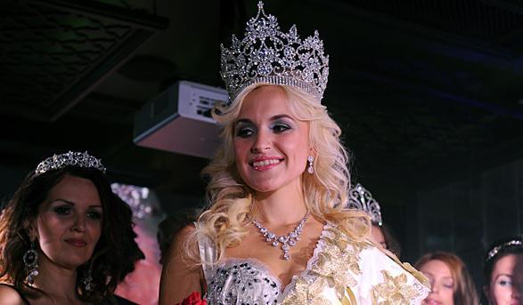 Мисс россия анна городжая