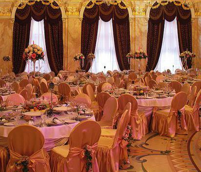 Ресторан «Сафиса» — шикарное место для проведения свадеб и б…