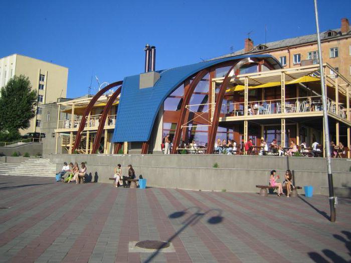 Ресторан Омска «Сенкевич»: адресок, интерьер и условия обслу…