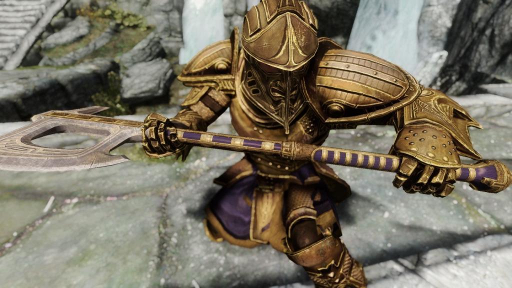 Двемерская броня и оружие: особенности, свойства