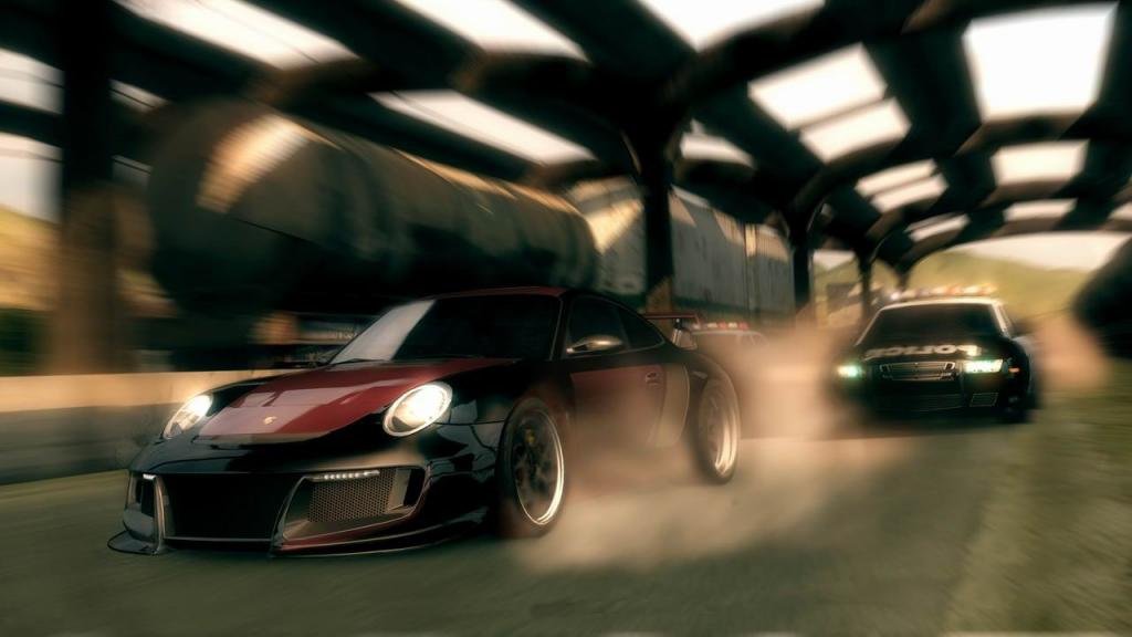 Need for Speed Undercover: системные требования, игровой процесс