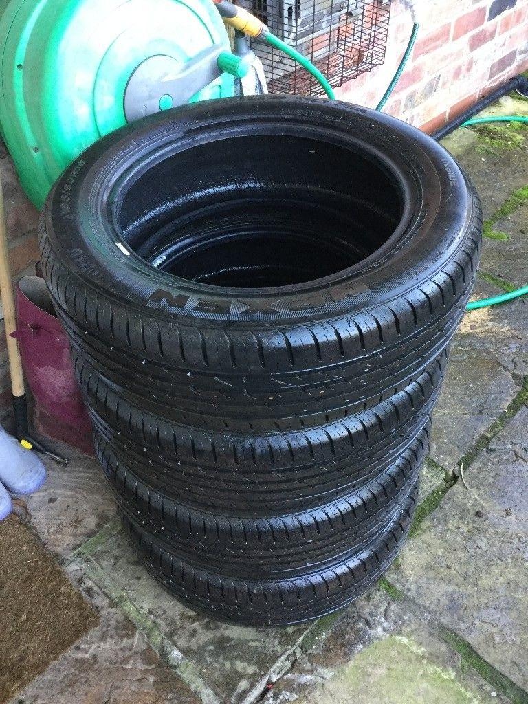 Новые шины Nexen Nblue Hd Plus