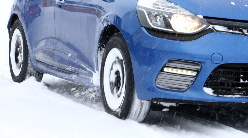 Авто на шинах Michelin Alpin 5