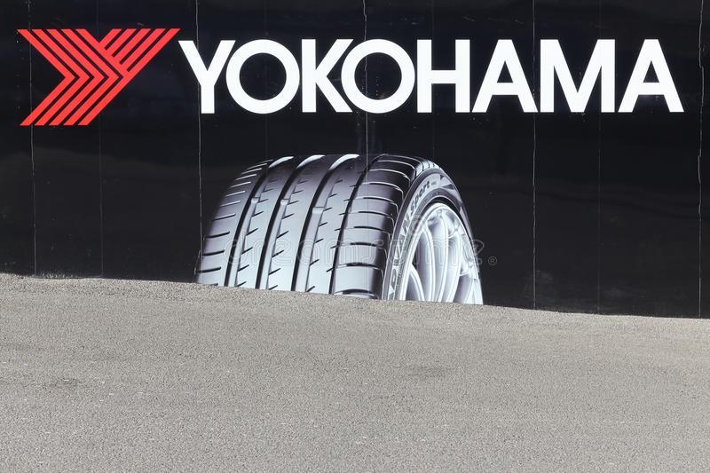 Логотип компании Йокогама