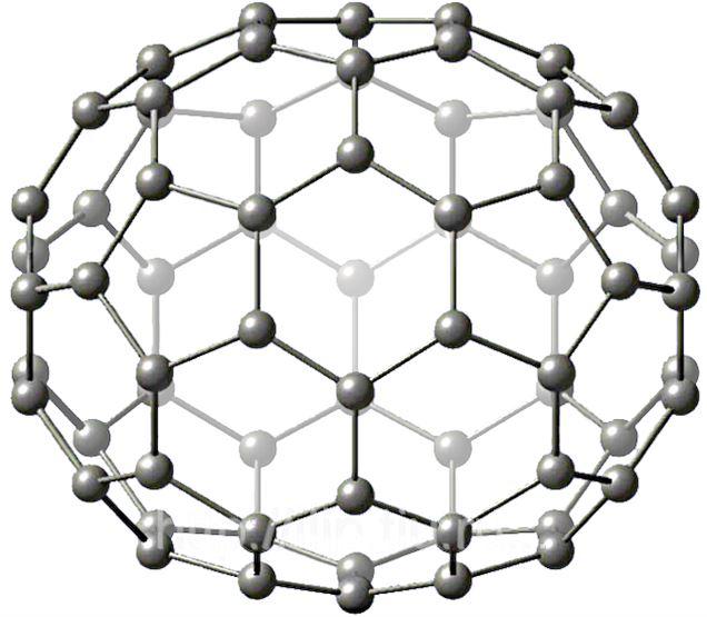 Структура технического углерода