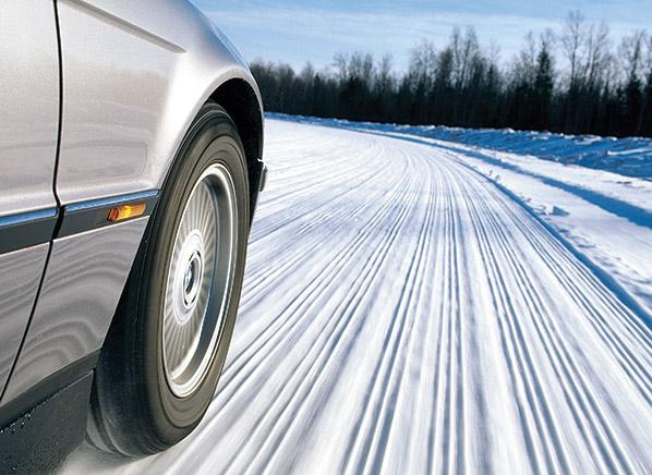 Испытание зимних шин