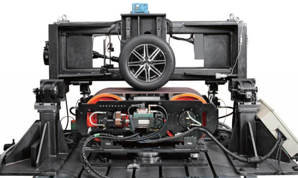 Тестирование шин