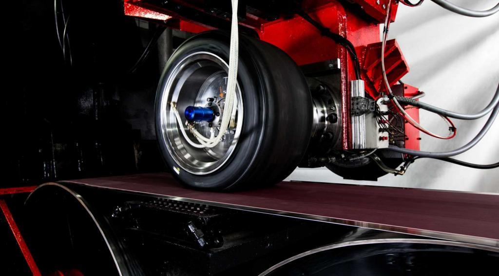 Оборудование для тестирования шин