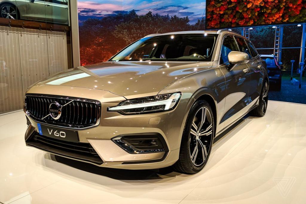 Автомобиль марки Volvo