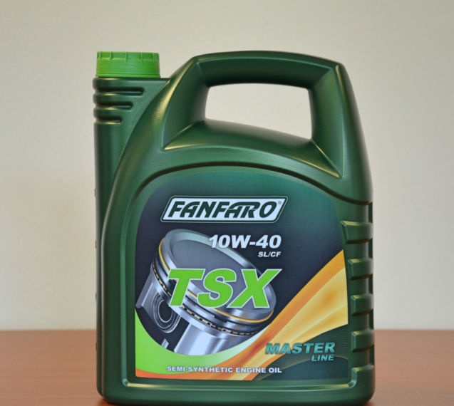 Масло Fanfaro 10W-40